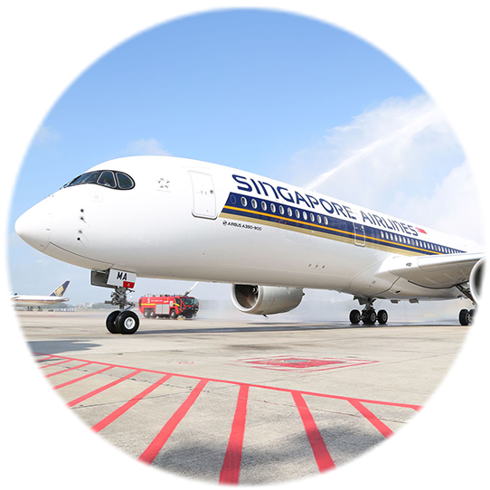 Singapore Airlines melbourne freq. increase